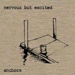 Anchors Cover - Art by Leah Schew